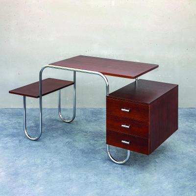 stůl PS8 , Andre Lurcat for Slezak 1920, funkcionalismus, bauhaus