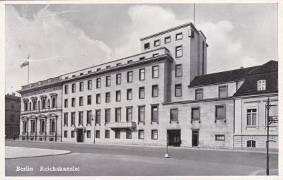 Německo, Berlín 1939