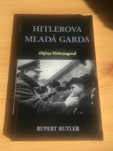 Kniha Hitlerova mladá garda-SS-Hitler-Hitlerjugend