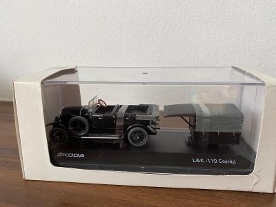 Laurin & Klement Škoda 110 Combi