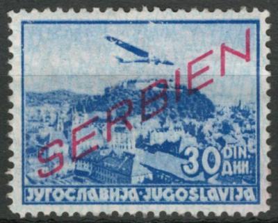 Deutsches Reich - WWII OKUPACE SERBIEN / SRBSKO - Mi. 23 **