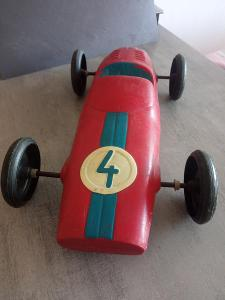 Retro gumová formule Talbot - Gumotex!!!!!