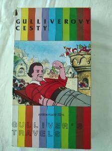 VHS Gulliverovy cesty 1939