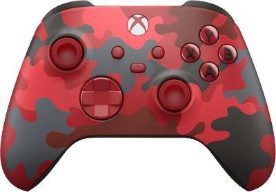 Xbox Series Bezdrátový ovladač Daystrike Camo