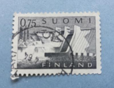 Známka - Finsko