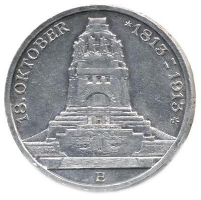 Sasko, Friedrich August III., 3 marka 1813-1913