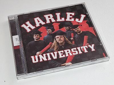 HARLEJ - UNIVERSITY / CD NEŠKRÁBLÉ