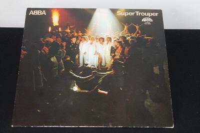 LP - ABBA - Super Trouper (d8)