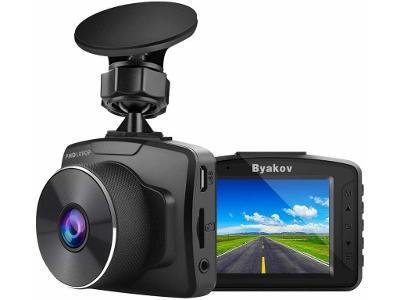 """Byakov auto camera Dash Cam, 2"""" LCD displej / 2Mpx"""