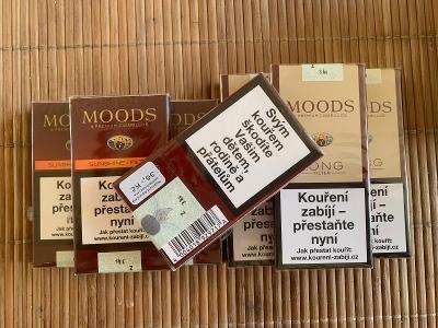 Doutníky Moods 7x3ks