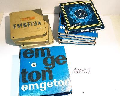 12x cívky Emgeton DP25LN pro páskové magnetofony (1021-O19)