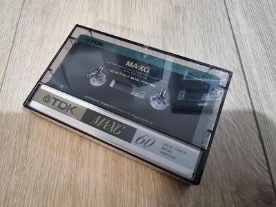 TDK MA- XG 60 TYPE IV TOP