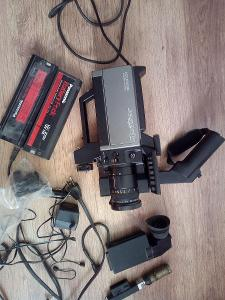 Profesionálni S-VHS kamera Quasar (Panasonic) NTSC