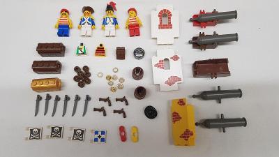 Lego díly pirates od Legomania