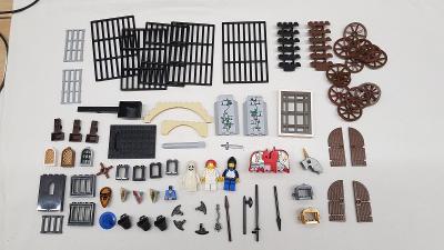 Lego díly castle od Legomania