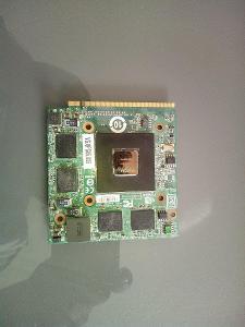 GRAFICKÁ KARTA ACER VG.8PG06.005 NB NVIDIA 9500M G84-625-A2 512 MB MXM