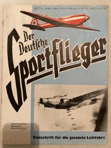 Der deutsche sportflieger 1943