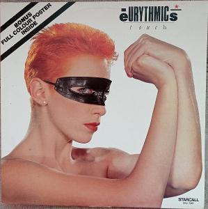 Eurythmics - Touch - RCA 1983 - AUSTRALIA press - EX+
