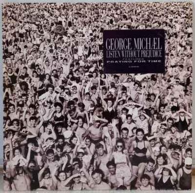 LP George Michael - Listen Without Prejudice Vol. 1, 1990 EX