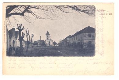 Lužec n.Vltavou-Mělník
