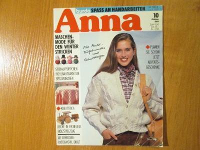 ANNA - v němčině