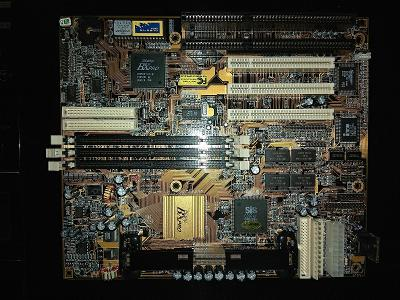 PC Chips M747 PC100 BXPro