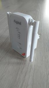 Aigital repeater WiFi opakovač
