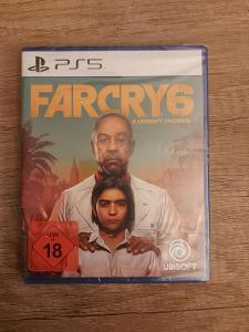 Playstation 5 hra Far cry 6  Nova