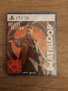 Playstation 5 hra Deathloop deluxe edition NOVÁ