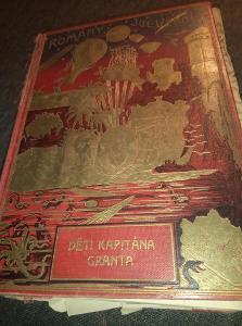 Jules Verne Děti kapitána Granta. J. R. Vilímek 1926