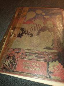 Jules Verne Dva roky prázdnin. Vyd. J. R. Vilímek 20.leta