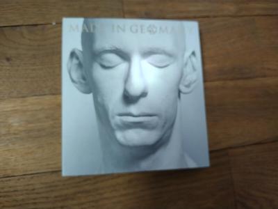 CD Rammstein - Made in Germany a další CD v aukcích