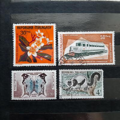 Malgašská republika (Madagaskar) (4)