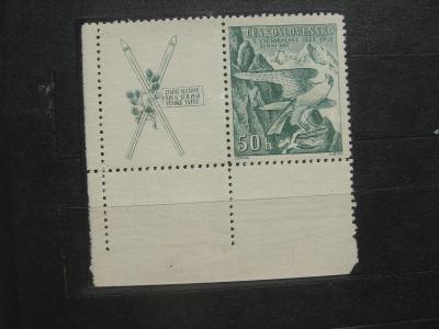 ** LD 331K - Zimní sletové sokolské hry 1937 - popis - H-ČSR I.