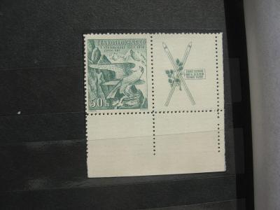 ** PD 331K - Zimní sletové sokolské hry 1937 - popis - H-ČSR I.
