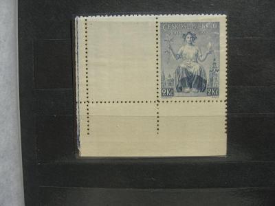 ** LD 348K - 20. výročí vydání první čs. známky 1938 - H-ČSR I.