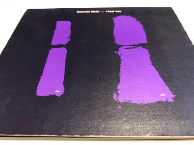 Depeche Mode: I Feel You, LTD. Edice 1993 Digipak, Od korunky !!!