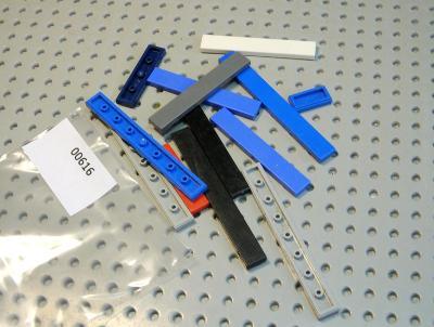 Lego mix dílky  - kzbynek