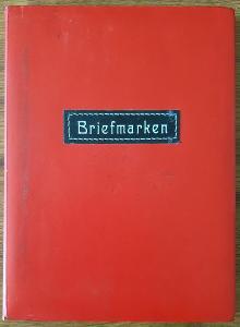 Album známek Německa 2, ražené, vše nafoceno v popisu