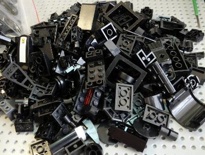 Lego mix dílky 0,5kg - kzbynek