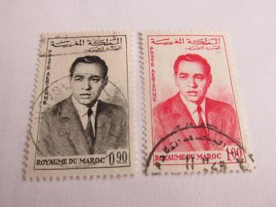 Prodávám známky  Maroko 1962, Král Hassan II.