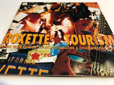 ROXETTE: TOURISM 1992, 1.PRESS, JEWEL CASE, TOP STAV, OD KORUNKY !!!