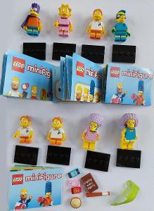 Figurky LEGO SIMPSONS, SIMPSNOVI