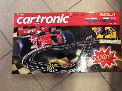 CARTRONIC dráha formule. 3,3 metrů.