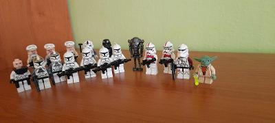LEGO STAR WARS Figurky