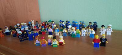 LEGO Mix Figurek