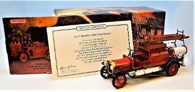 216-MATCHBOX YFE20 - MERCEDES BENZ FIRE ENGINE 1912