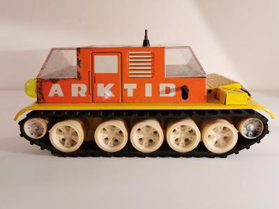ITES ARKTID pásák - funkční motor