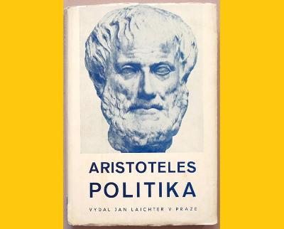 ARISTOTELES - POLITIKA