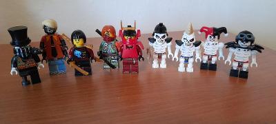 LEGO Ninjago Figurky